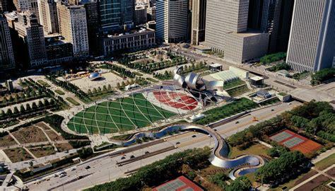 Millennium Park  Millennium Garages Chicago Parking