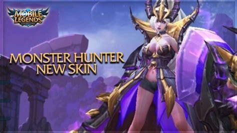 Freya Monster Hunter Skin