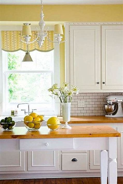 Yellow Kitchen Cupboards by 15 Gorgeous Yellow Kitchen Designs Lovely Interior