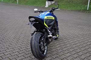 Umgebautes Motorrad Suzuki Gsx-s1000 Von Zweirad Hermann Inhaber Robert G U00fcnnel E K