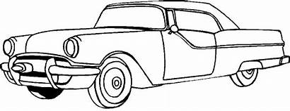Coloring Cars Pages Classic Muscle Cool Forget