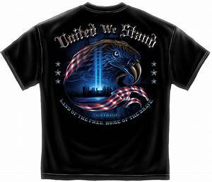 united we stand land of the free home of the brave 9 11 01