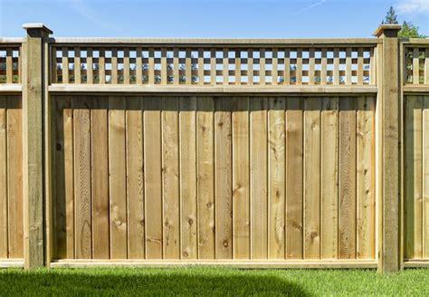 wood fence types bob vila radio bob vila