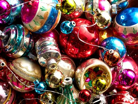 vintage christmas balls clever ideas for storing your christmas decorations southern living