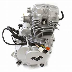 125cc Motorcycle Engine 157fmi For Ht125-8