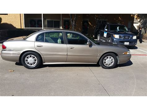 Used Buick Lesabre For Sale By Owner by Used 2002 Buick Lesabre For Sale By Owner In Tx 78785