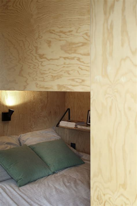 space savvy transportable cabin  wood connects