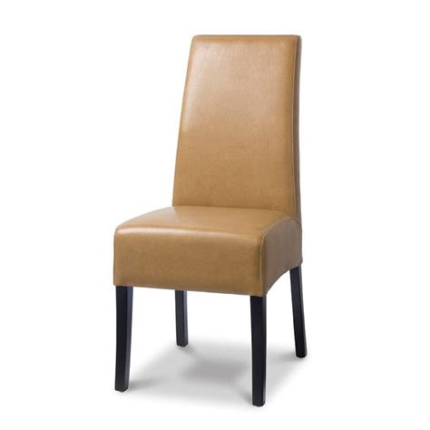 palecek hudson leather dining chair 7841 7849