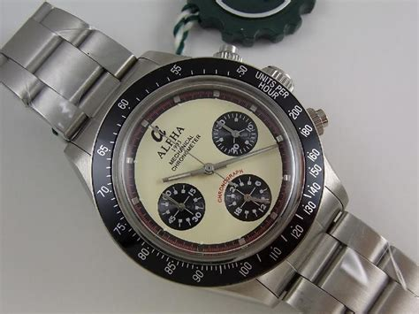 paul newman homage alpha paul newman rolex daytona paul newman edition
