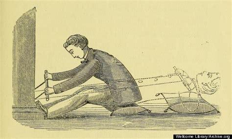 This 1800s Cardio Machine Looks Surprisingly Familiar