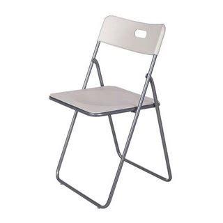 Ikea Folding Chairs White by My Furniture Ikea Nick Folding Chair