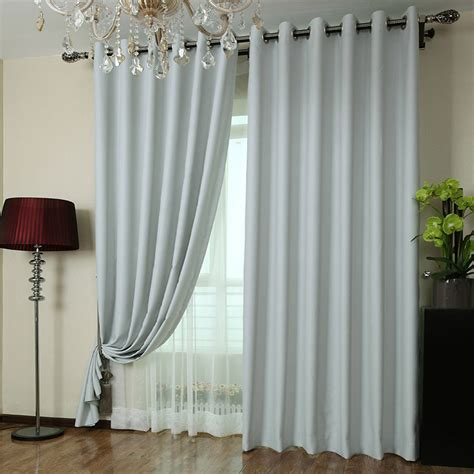 Light Gray Curtains  Furniture Ideas Deltaangelgroup