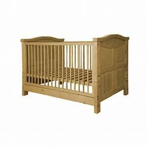 Lit Maison Bois : lit bebe bois ~ Premium-room.com Idées de Décoration
