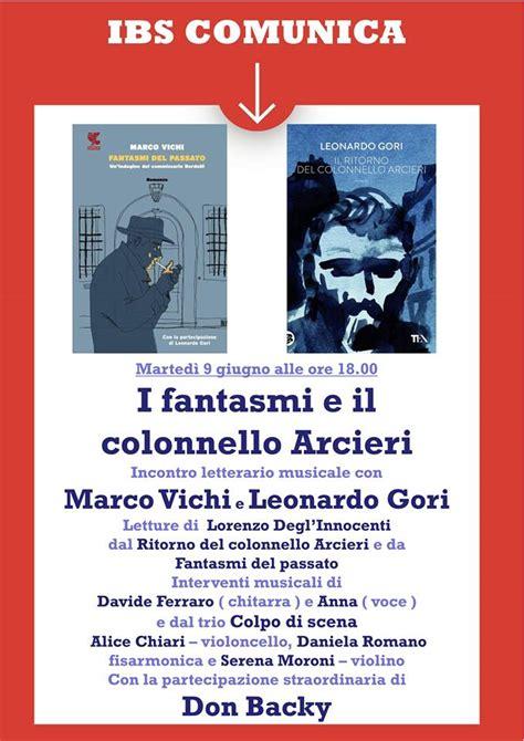 Libreria Via Cerretani Firenze by Marted 236 Alla Libreria Ibs Seeber Di Firenze Leonardo Gori