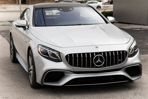 Please observe the following in your own best interest: Used 2018 Mercedes-Benz S-Class AMG S 63 For Sale ($129,900) | Marino Performance Motors Stock ...