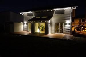 Außenbeleuchtung Haus Led : au en ~ Lizthompson.info Haus und Dekorationen