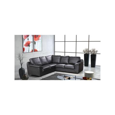 canapé d angle moderne pas cher canapé d 39 angle 5 places venus simili cuir design moderne