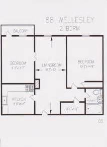 2 bedroom apartments for 800 rooms