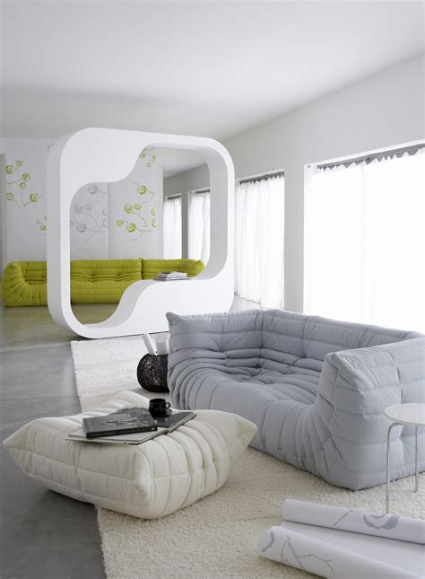 canape relaxation togo sofa lounge sofas from ligne roset architonic