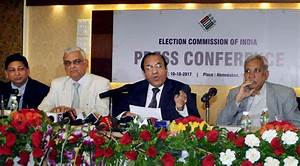 Dates for Gujarat, Himachal polls to be announced today