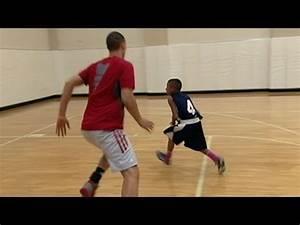 Short Varsity Basketball Player Schools the Bigger Kids ...