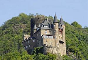 Germany Castle on the Rhine River | My Bucket List | Pinterest