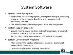 Accounting Spreadsheet System Software And Application Software
