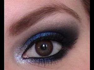 Maquillage Pour Yeux Marron : maquillage pour yeux bruns et noirs de f te ou pas ~ Carolinahurricanesstore.com Idées de Décoration