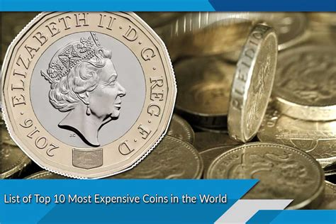Most Expensive Coins In The World  Top Ten List
