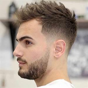 Coupe De Cheveux Homme Court : coiffure homme cheveux courts quel coupe de cheveux ~ Farleysfitness.com Idées de Décoration