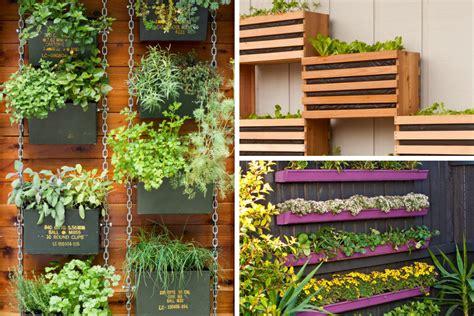 Plants Used In Vertical Gardens by Diy Vertical Garden Bed Tnla Landscape