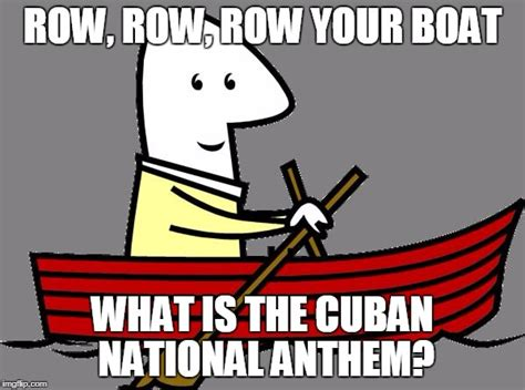 Row The Boat Meme by Rowboat Imgflip