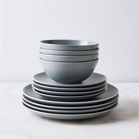 dinnerware everyday use affordable food52 stoneware classic british