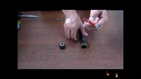 science electricity experiment  torch  circuit
