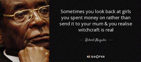 Robert Mugabe's Strangest Quotes