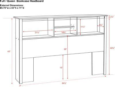bookcase headboard plans bookcase headboard