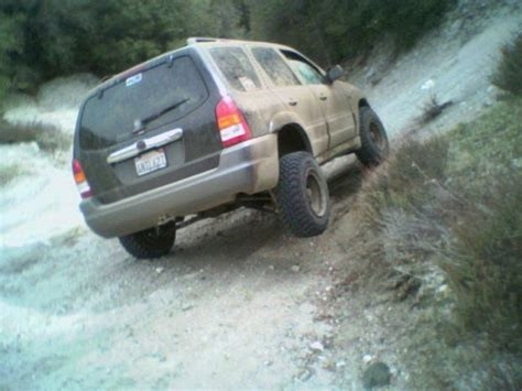 mazda tribute lifted sensichef 2001 mazda tribute specs photos modification
