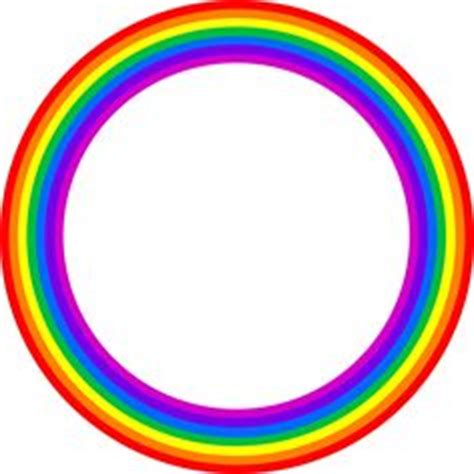 rainbow border cliparts    clipartmag