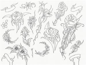 aztec tattoos on arm rose arm tattoo stencils horseshoe With free tattoo templates and designs
