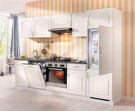 Wiho Küchen Küchenzeile Mit E-geräten »lausanne«, Breite