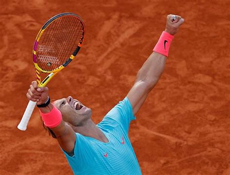 'King of Clay' Rafael Nadal Wins 13th French Open, Equals ...