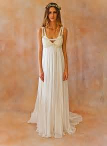 bohemian bridesmaid dresses embellished bohemian wedding dress dreamers and