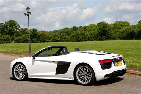 audi r8 spyder how much does it cost to run parkers