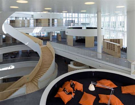 Orestad College Copenhagen Ørestad Gymnasium København