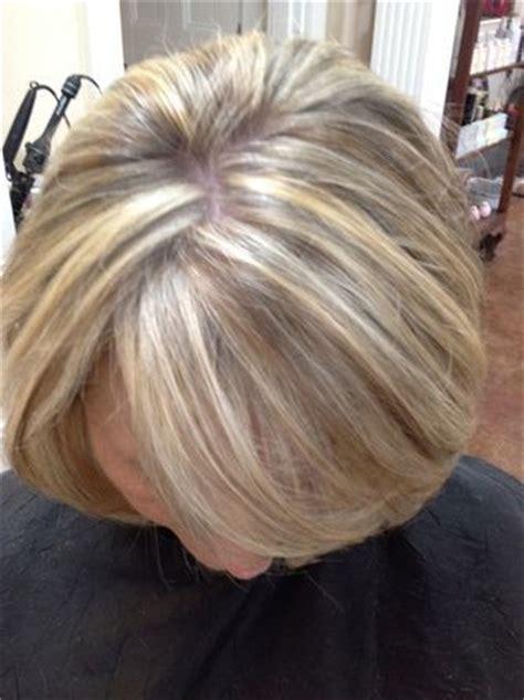 grey hair  highlights  lowlights hair stuff