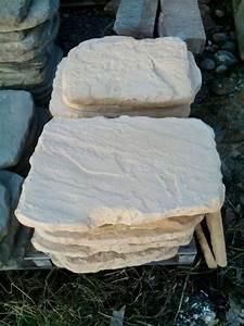 New Large Garden Stepping Stones    Slabs