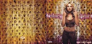 Copertina cd Britney Spears - Oops!... I Did It Again ...
