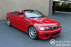 2002 Bmw M3 E46 Convertible - 6 Speed Manual