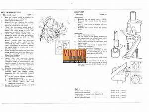 Leyland 1 8l Diesel Engine Shop Service Manual