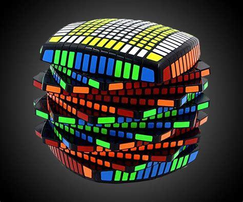 13 X 13 X 13 Rubik's Cube  Dudeiwantthatcom